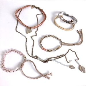 Express Jewelry 5 pc bundle